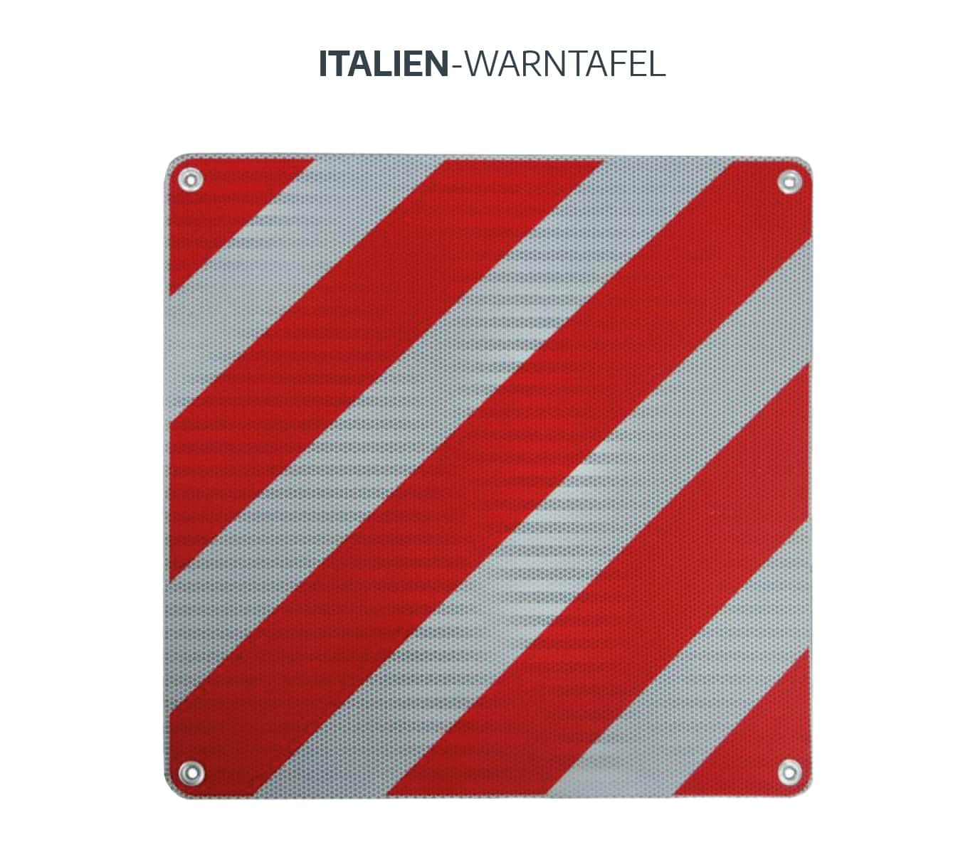 Italien-Tafel