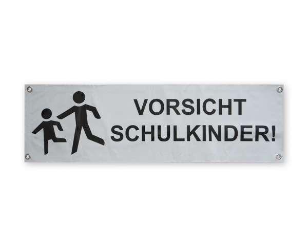 Reflexbanner-Vorsicht-Schulkinder!-1000x300mm