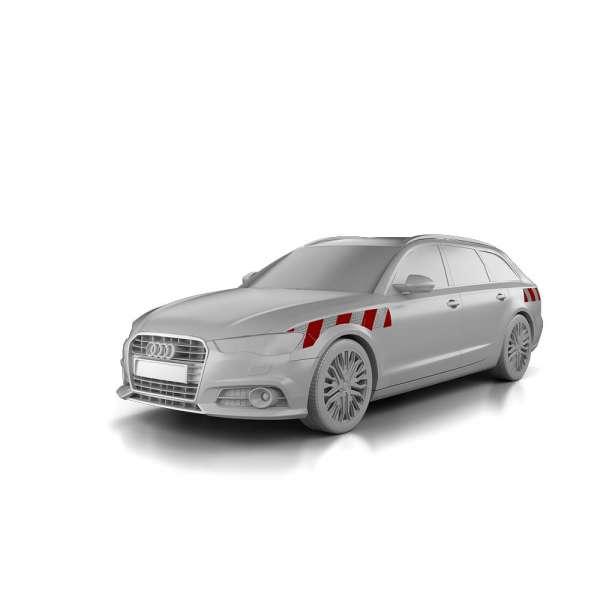 AudiA6Seitenmarkierung_24349