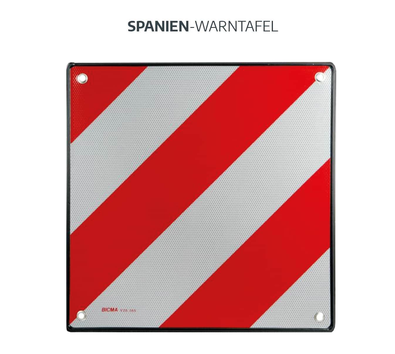 Spanien-Tafel