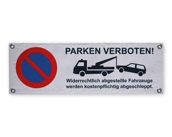 Reflexbanner-Parken-verboten!-800x300mm