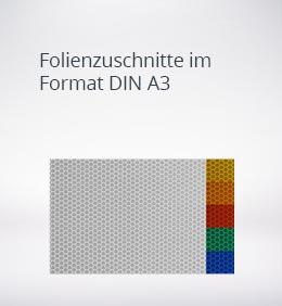reflecto-Folienzuschnitt-DIN-A3